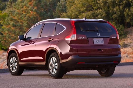 2012 Honda CR-V: First Drive featured image large thumb20