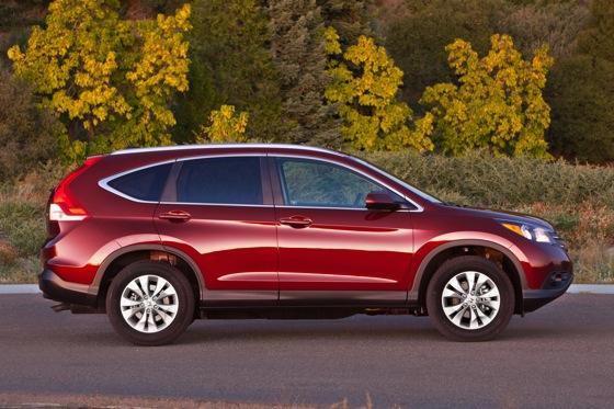 2012 Honda CR-V: First Drive featured image large thumb21