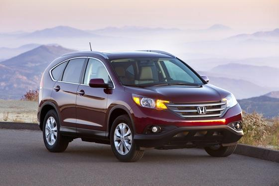 2012 Honda CR-V: First Drive featured image large thumb22