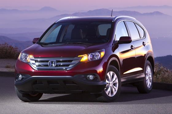 2012 Honda CR-V: First Drive featured image large thumb23