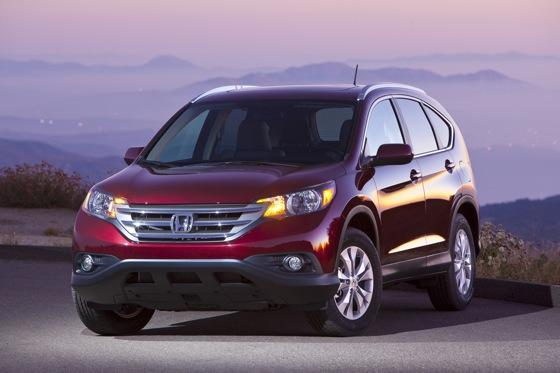 2012 Honda CR-V: First Drive featured image large thumb24