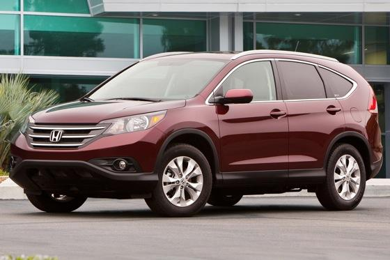 2012 Honda CR-V: First Drive featured image large thumb25