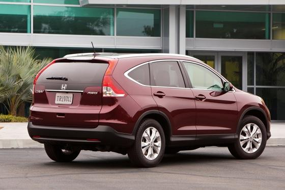 2012 Honda CR-V: First Drive featured image large thumb27