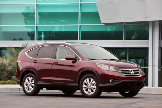 2012 Honda CR-V: First Drive featured image large thumb28