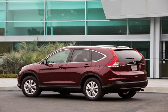 2012 Honda CR-V: First Drive featured image large thumb29