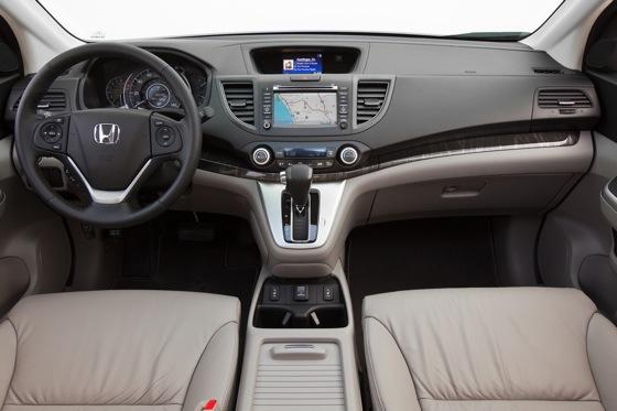 2012 Honda CR-V: First Drive featured image large thumb35