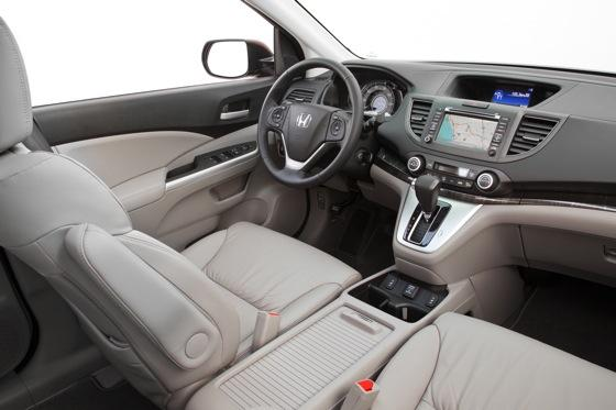 2012 Honda CR-V: First Drive featured image large thumb36