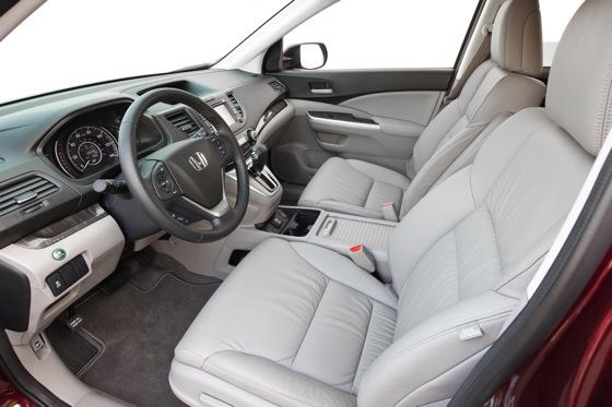 2012 Honda CR-V: First Drive featured image large thumb37