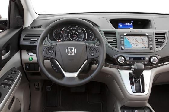 2012 Honda CR-V: First Drive featured image large thumb39