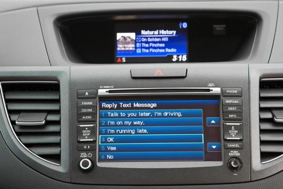 2012 Honda CR-V: First Drive featured image large thumb43