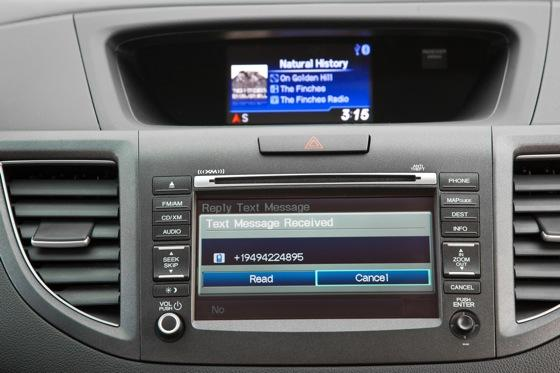 2012 Honda CR-V: First Drive featured image large thumb44