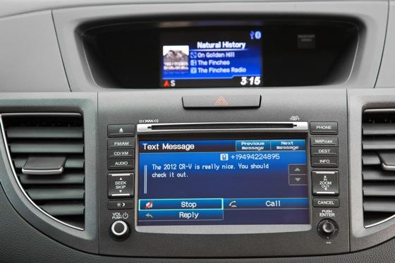 2012 Honda CR-V: First Drive featured image large thumb45