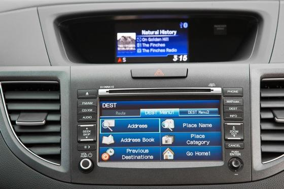 2012 Honda CR-V: First Drive featured image large thumb46