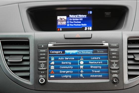 2012 Honda CR-V: First Drive featured image large thumb47