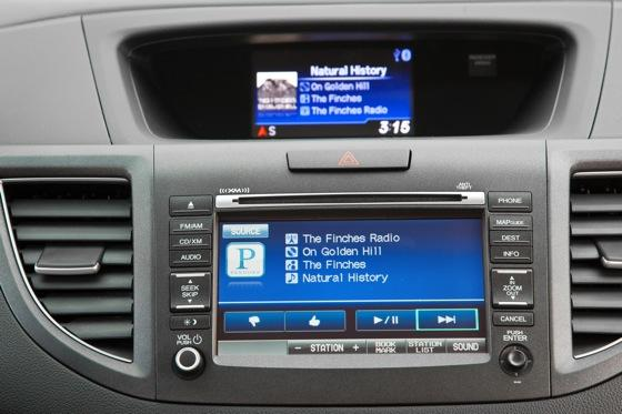 2012 Honda CR-V: First Drive featured image large thumb49