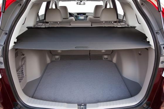 2012 Honda CR-V: First Drive featured image large thumb52