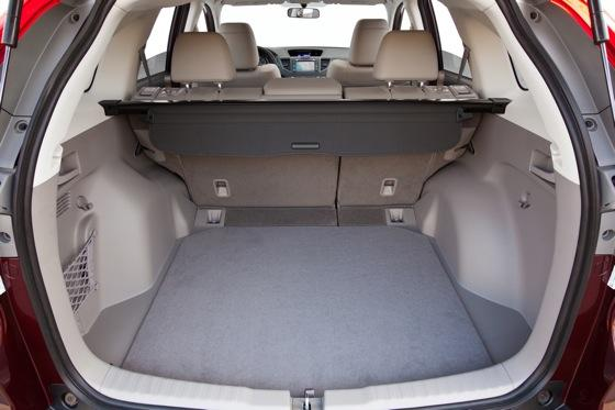 2012 Honda CR-V: First Drive featured image large thumb53