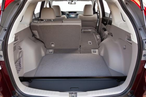 2012 Honda CR-V: First Drive featured image large thumb55