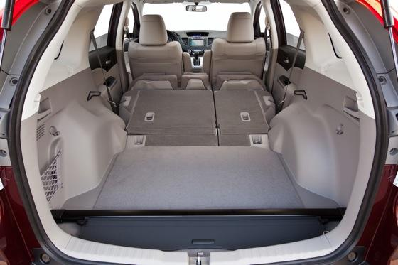 2012 Honda CR-V: First Drive featured image large thumb56