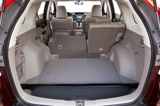 2012 Honda CR-V: First Drive featured image large thumb57