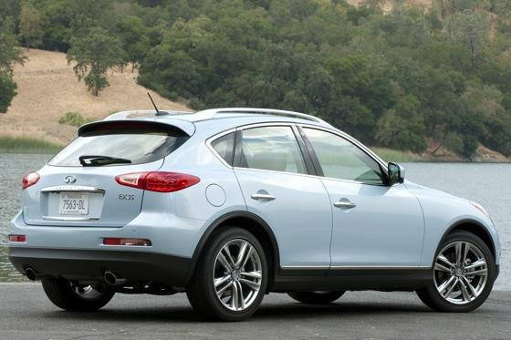 2012 Infiniti EX35: Real-World Test featured image large thumb1