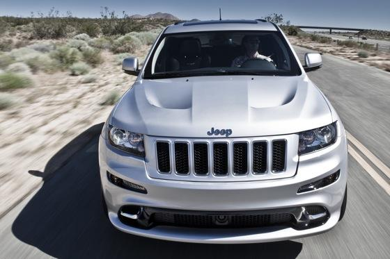 2012 Jeep Grand Cherokee SRT8 - First Drive featured image large thumb1