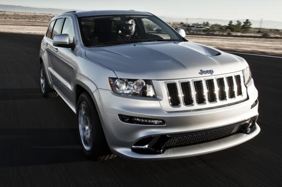 2012 Jeep Grand Cherokee SRT8 - First Drive featured image large thumb2