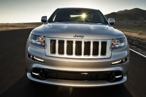 2012 Jeep Grand Cherokee SRT8 - First Drive featured image large thumb3