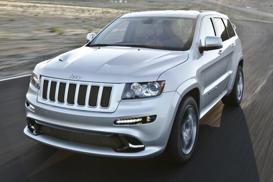 2012 Jeep Grand Cherokee SRT8 - First Drive featured image large thumb4