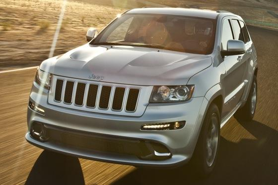 2012 Jeep Grand Cherokee SRT8 - First Drive featured image large thumb5