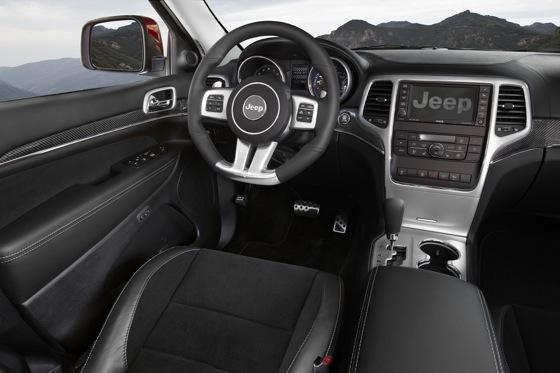 2012 Jeep Grand Cherokee SRT8 - First Drive featured image large thumb9