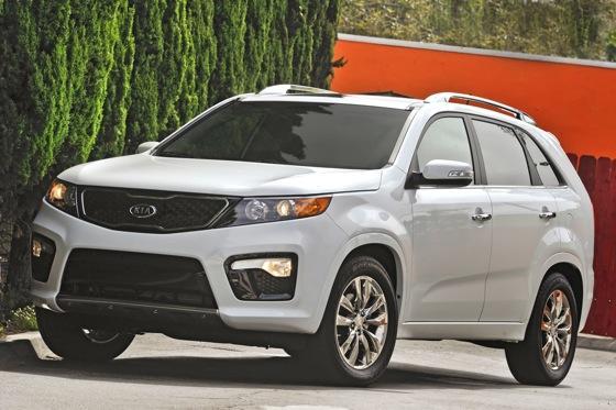 2011 Kia Sorento - New Car Review featured image large thumb5