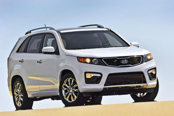 2011 Kia Sorento - New Car Review featured image large thumb6