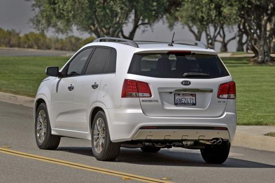 2011 Kia Sorento - New Car Review featured image large thumb14