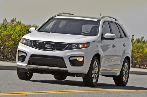 2011 Kia Sorento - New Car Review featured image large thumb12