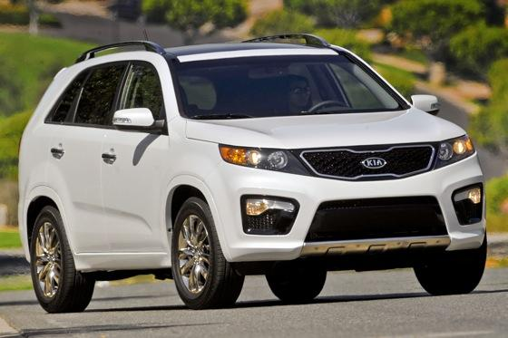 2011 Kia Sorento - New Car Review featured image large thumb7