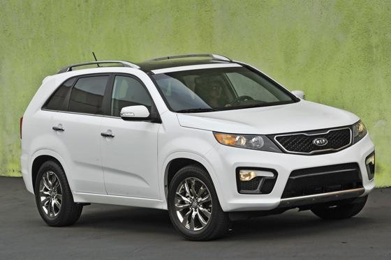2011 Kia Sorento - New Car Review featured image large thumb0