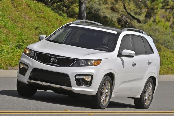 2011 Kia Sorento - New Car Review featured image large thumb13
