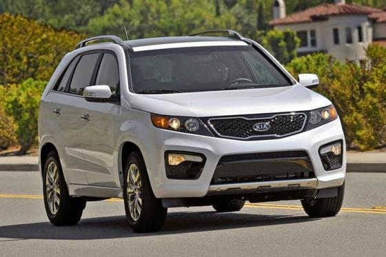 2011 Kia Sorento - New Car Review featured image large thumb11