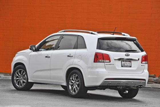 2011 Kia Sorento - New Car Review featured image large thumb2
