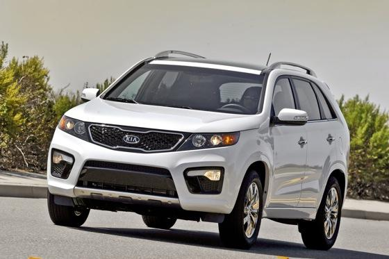 2011 Kia Sorento - New Car Review featured image large thumb10