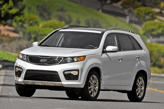 2011 Kia Sorento - New Car Review featured image large thumb8