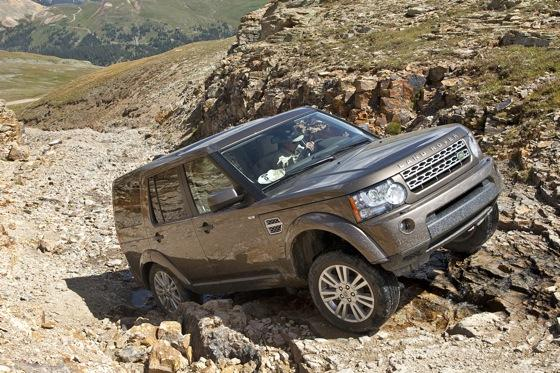 2013 Land Rover LR4: New Car Review featured image large thumb5