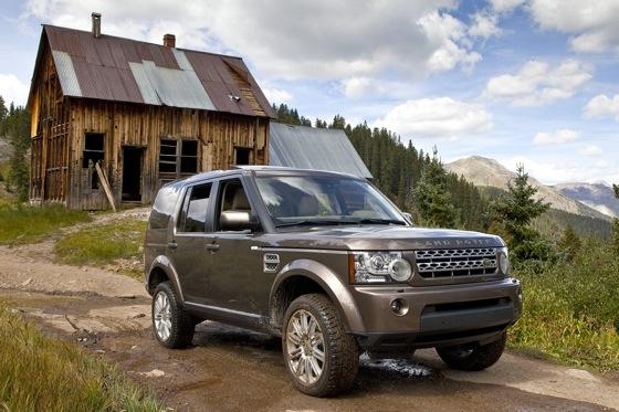 2013 Land Rover LR4: New Car Review featured image large thumb9