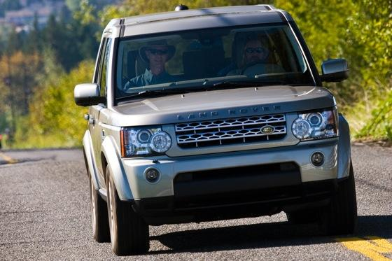 2013 Land Rover LR4: New Car Review featured image large thumb11