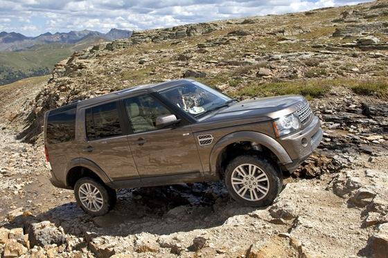 2013 Land Rover LR4: New Car Review featured image large thumb6