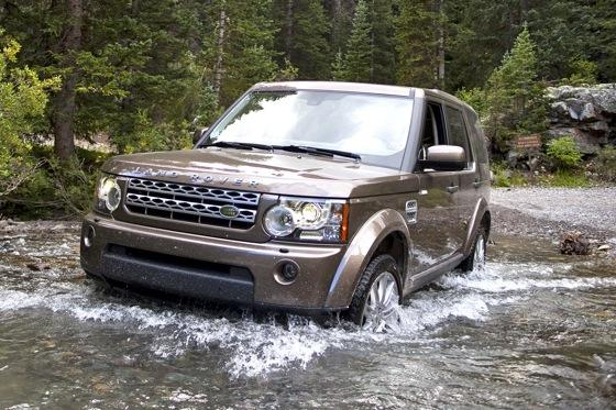 2013 Land Rover LR4: New Car Review featured image large thumb2