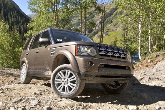 2011 Land Rover LR4 - New Car Review featured image large thumb4