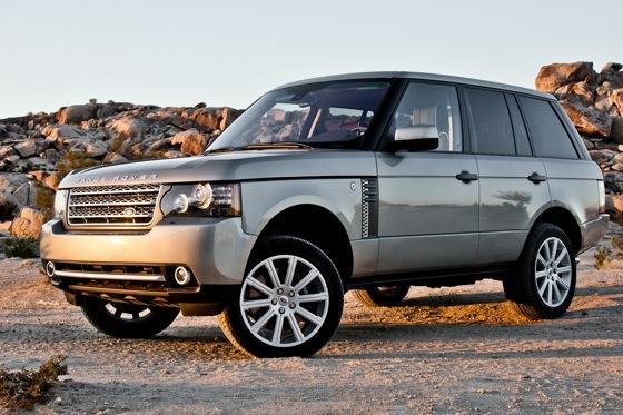 2011 Land Rover Range Rover - First Drive featured image large thumb0