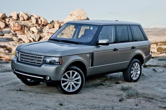2011 Land Rover Range Rover - First Drive featured image large thumb5